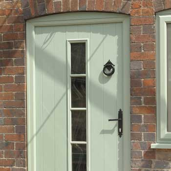 Professional Composite Doors by Window Clinic