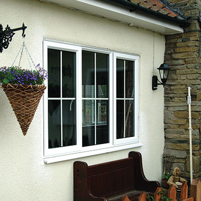 Casement Window Outdoor