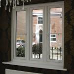 Casement Window Indoor