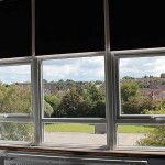 School casement windows
